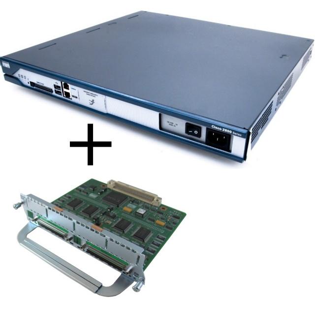 Configuring a Cisco 2811 2800 Series Router as a Terminal Server